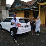 Foto Penyerahan Unit 6 Sales Marketing Mobil Dealer Datsun Tasikmalaya Vera