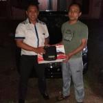 Foto Penyerahan Unit 8 Sales Marketing Mobil Dealer Datsun Purwakarta Yosi