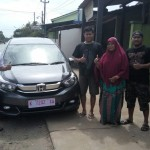 Foto Penyerahan Unit 9 Sales Marketing Mobil Dealer Honda Rizza