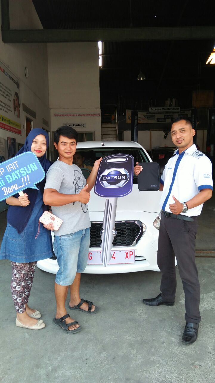 Sales Marketing Datsun Tegal Heri