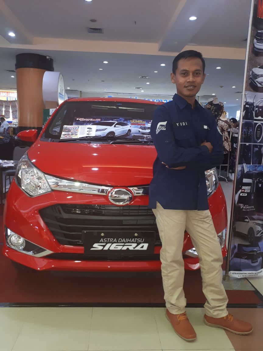 Sales Marketing Mobil Daihatsu Banjarmasin Wahyudi