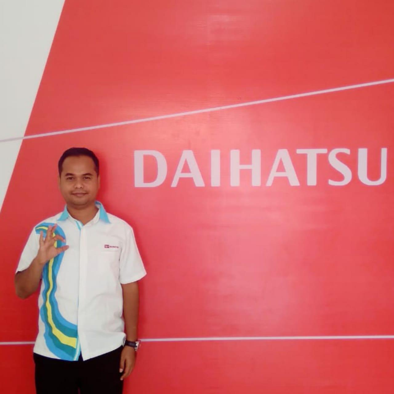 Sales Marketing Mobil Dealer Daihatsu Bansir