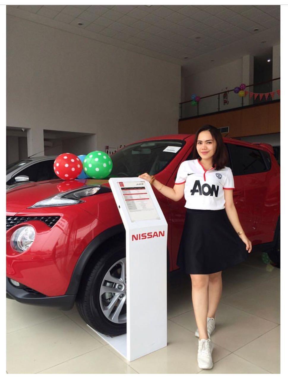 Sales Marketing Mobil Dealer Datsun Idah