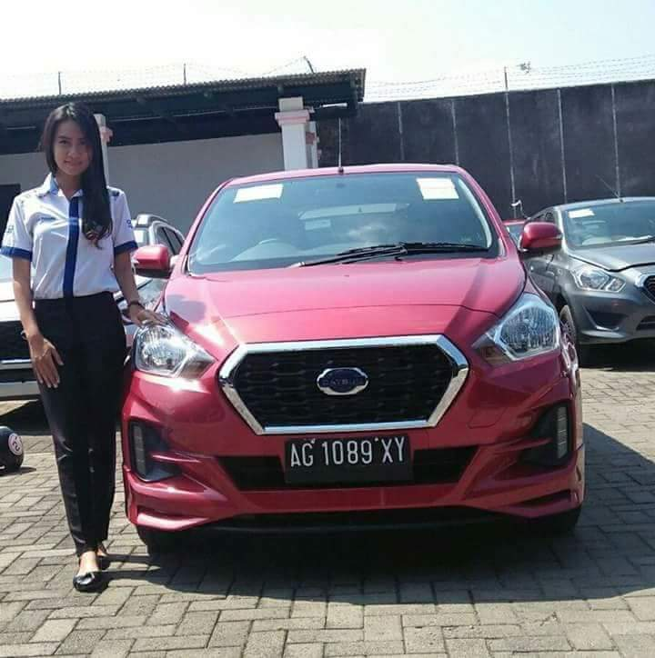 Sales Marketing Mobil Dealer Datsun Puji