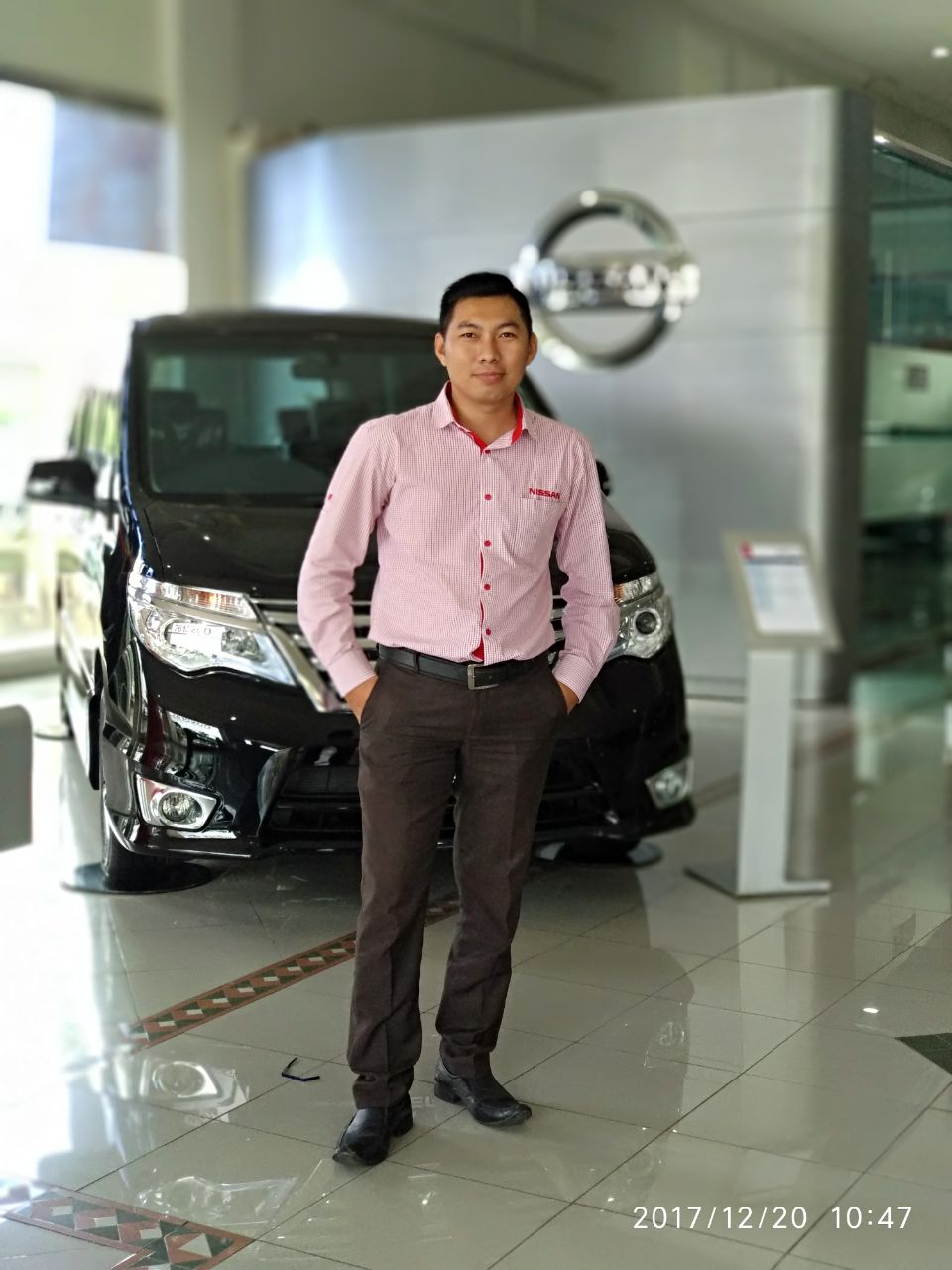 Sales Marketing Mobil Dealer Nissan Datsun Aris