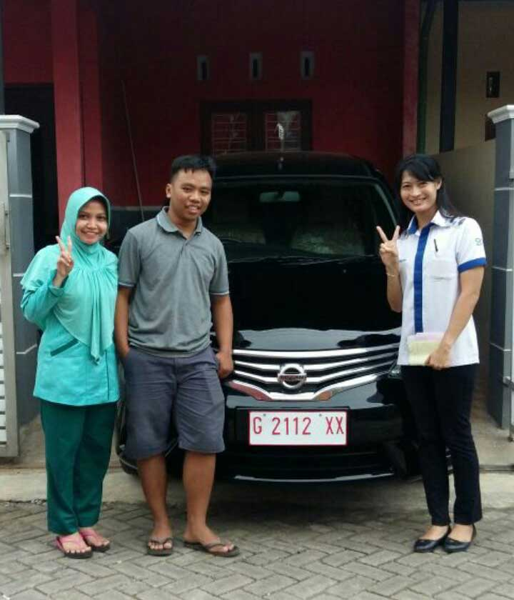 Sales Marketing Mobil Dealer Nissan Datsun Slawi Yohana