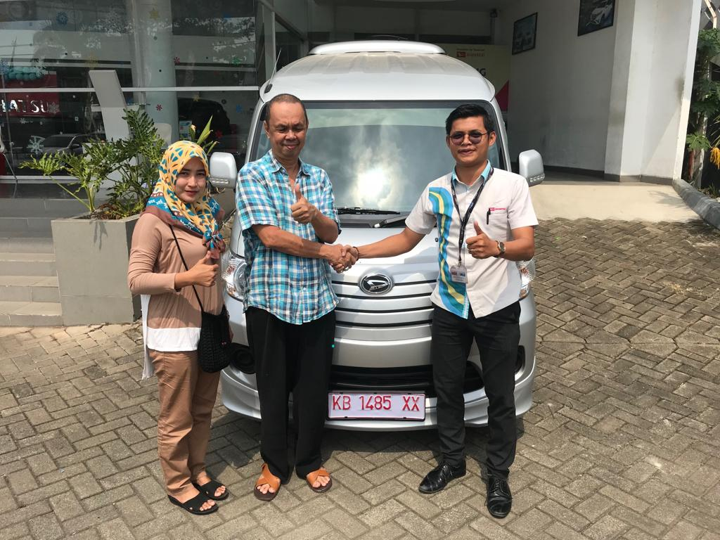 Sales Marketing Mobil Dealer Daihatsu Afdil