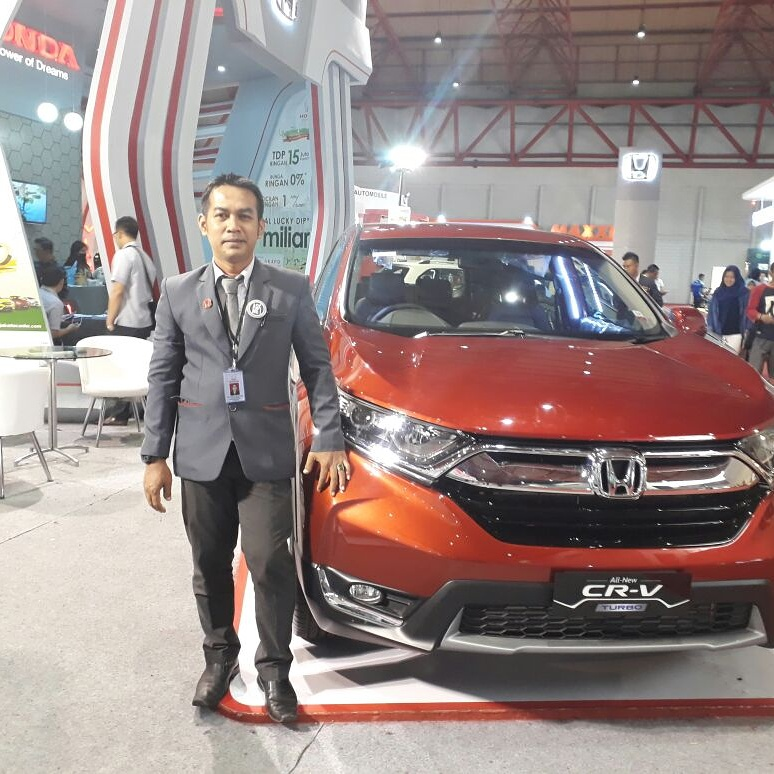 Sales Marketing Mobil Dealer Honda Abimanyu