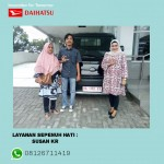 DO 2 Sales Marketing Mobil Dealer Daihatsu Padang Susan