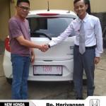 DO 2 Sales Marketing Mobil Dealer Honda Hendra