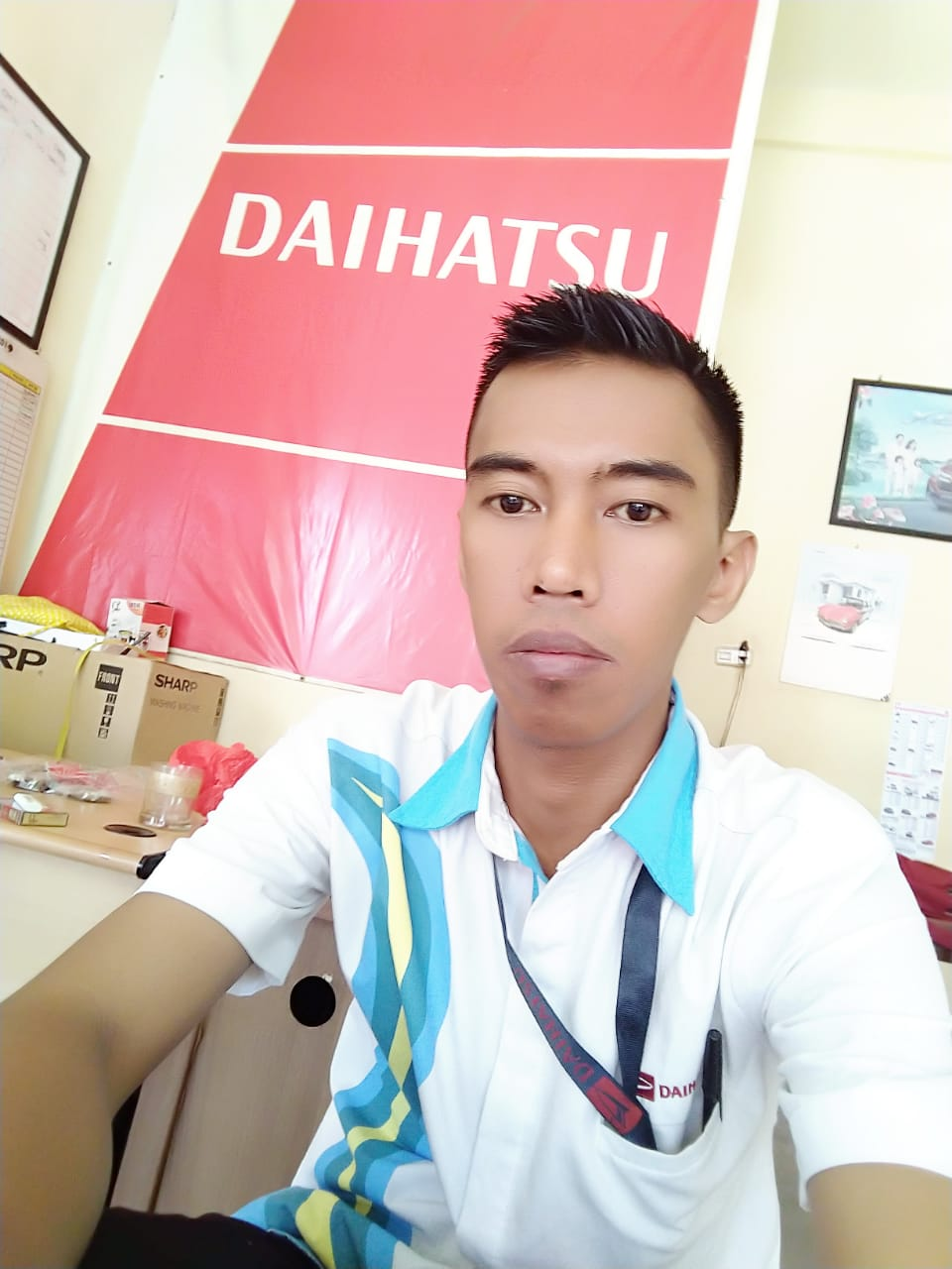 Sales Marketing Mobil Dealer Daihatsu Andigo
