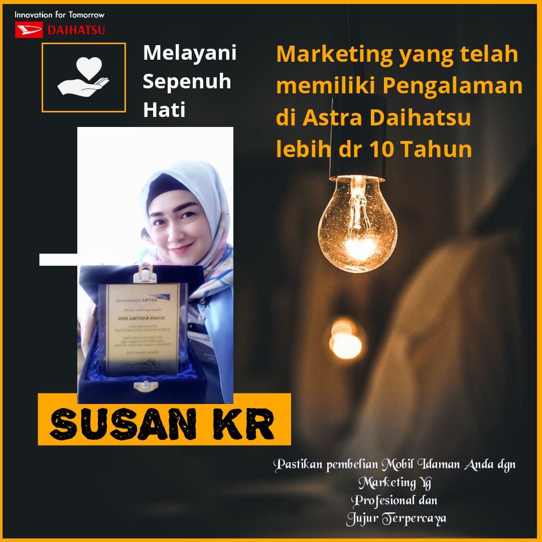Sales Marketing Mobil Dealer Daihatsu Padang Susan