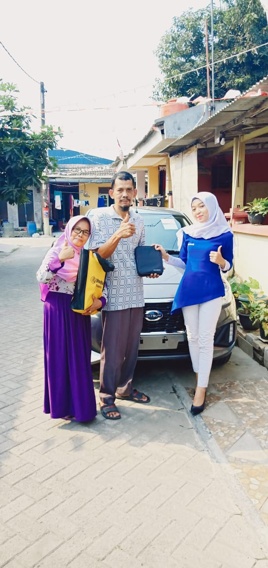 Sales Marketing Mobil Dealer Datsun Ayu
