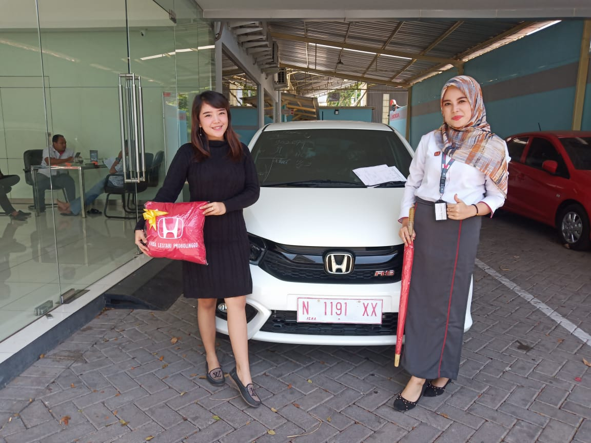 Sales Marketing Mobil Dealer Honda Icha