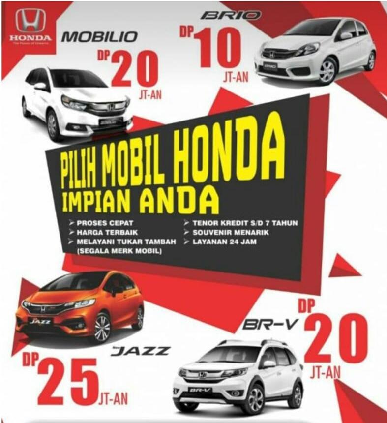 Promo Mobil Honda By Abi