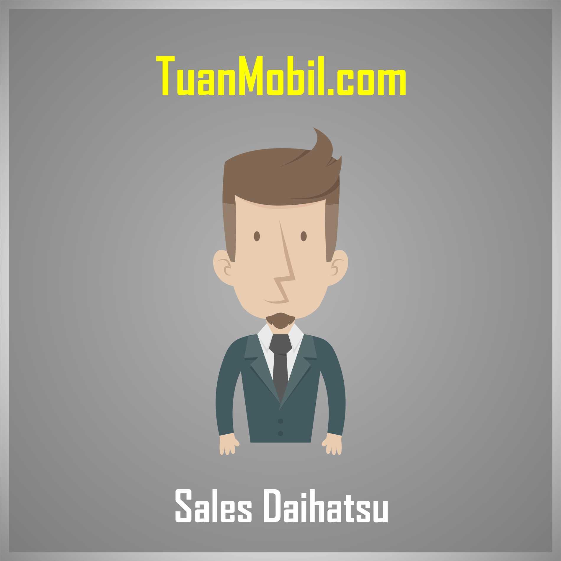 Sales Daihatsu kupang